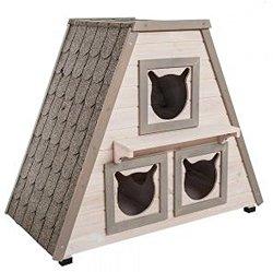 Une cabane pour mon chat