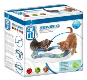 Circuit pour chat Cat it senses
