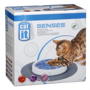 Scratch pad Catit senses
