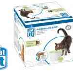 CAT IT Fontaine à chat Fresh&Clear 3L